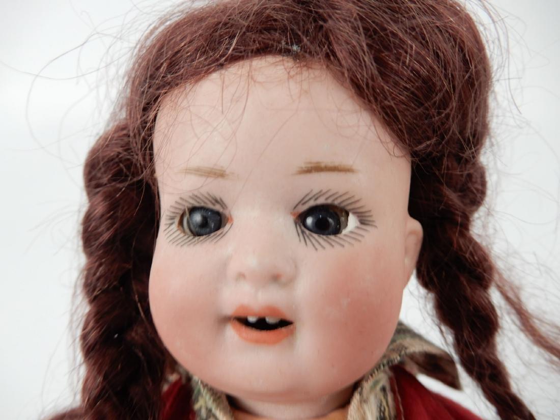 Heubach Koppelsdorf 300 bisque head doll - 2