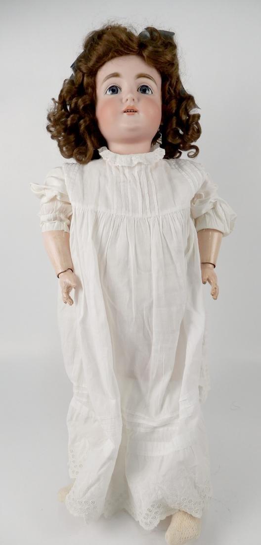 Kestner 164 bisque socket head doll