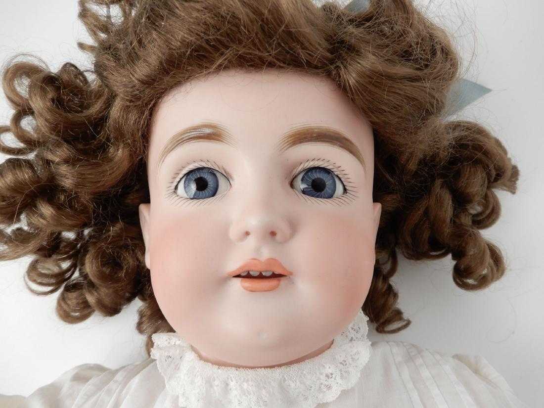 Kestner 164 bisque socket head doll - 4