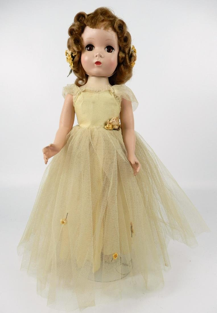 1953 Madame Alexander Rosamund bridesmaid doll