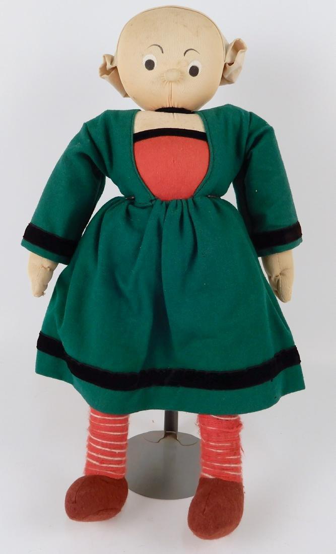 1940's large Beccasine doll