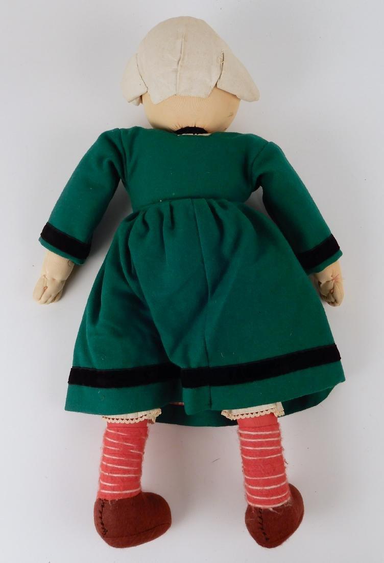 1940's large Beccasine doll - 2