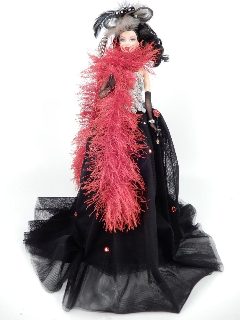 Two OOAK Barbie dolls - 2