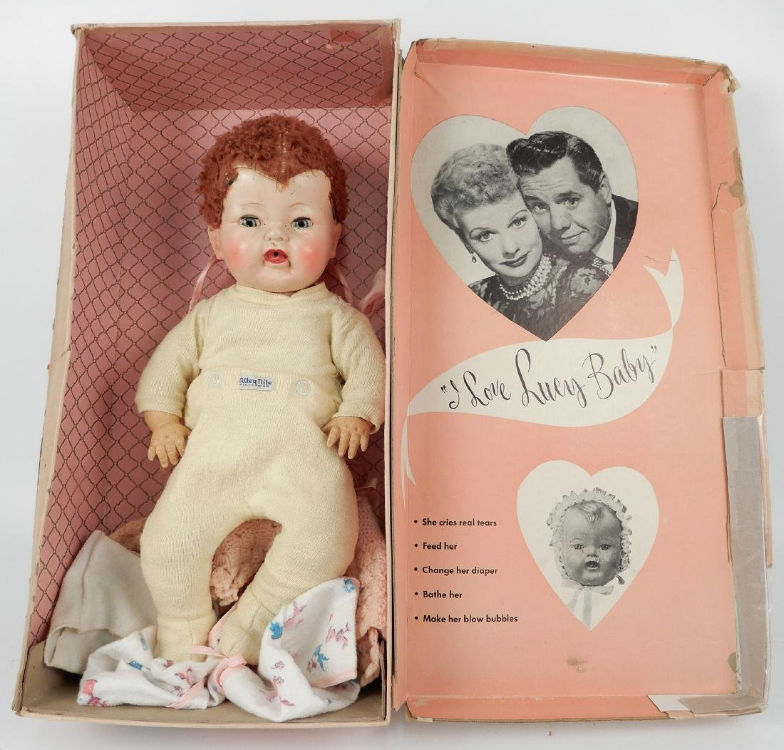 American Character I Love Lucy Baby in original box