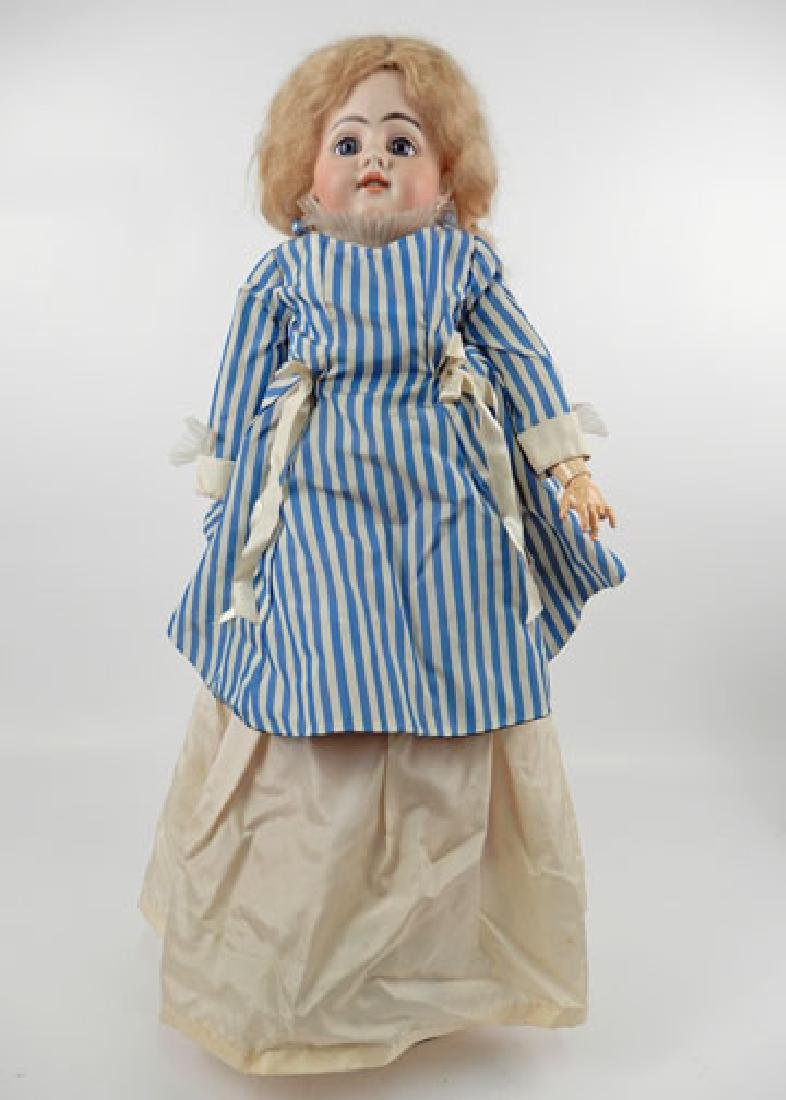 Simon & Halbig bisque head doll