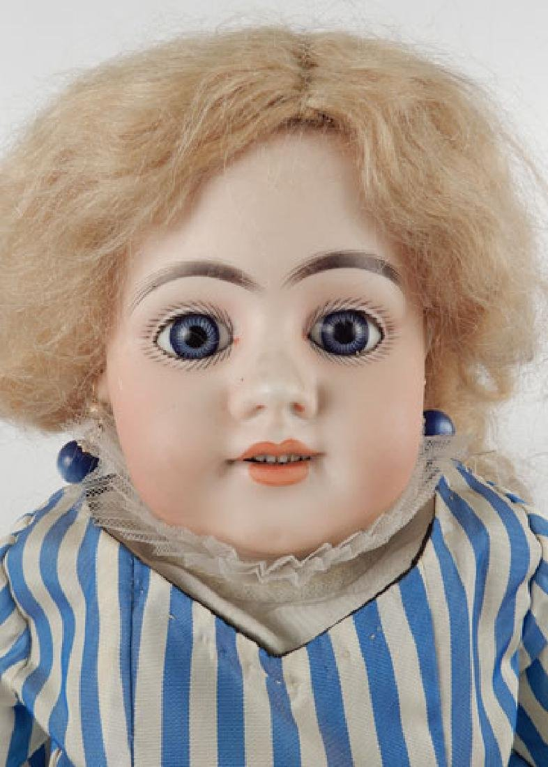 Simon & Halbig bisque head doll - 2