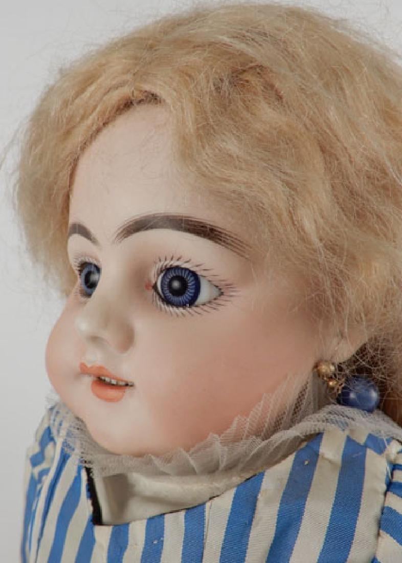 Simon & Halbig bisque head doll - 3