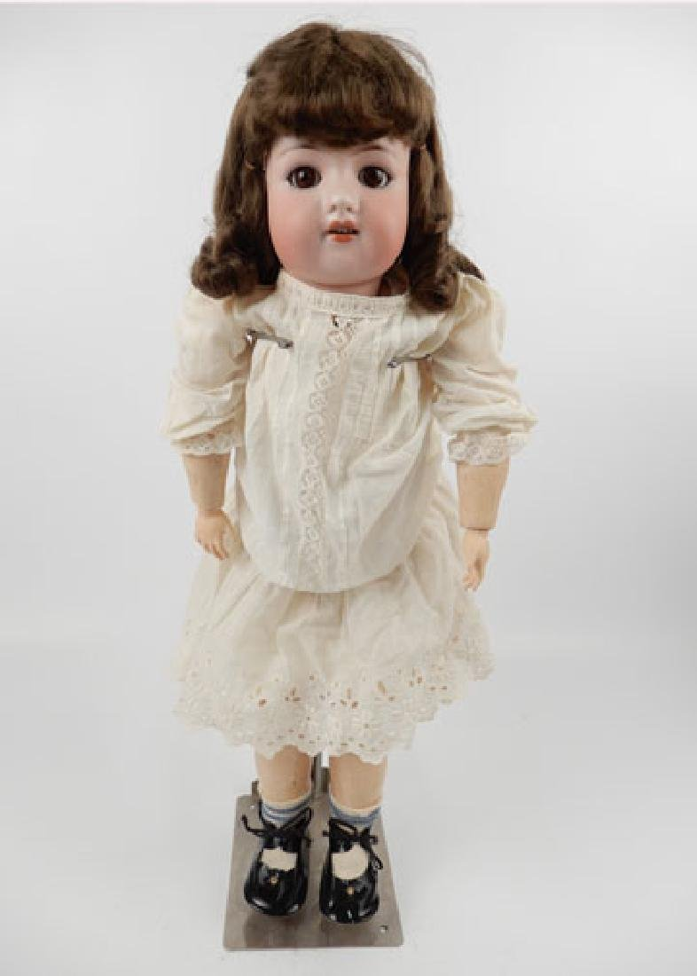 Simon & Halbig 540 bisque socket head doll
