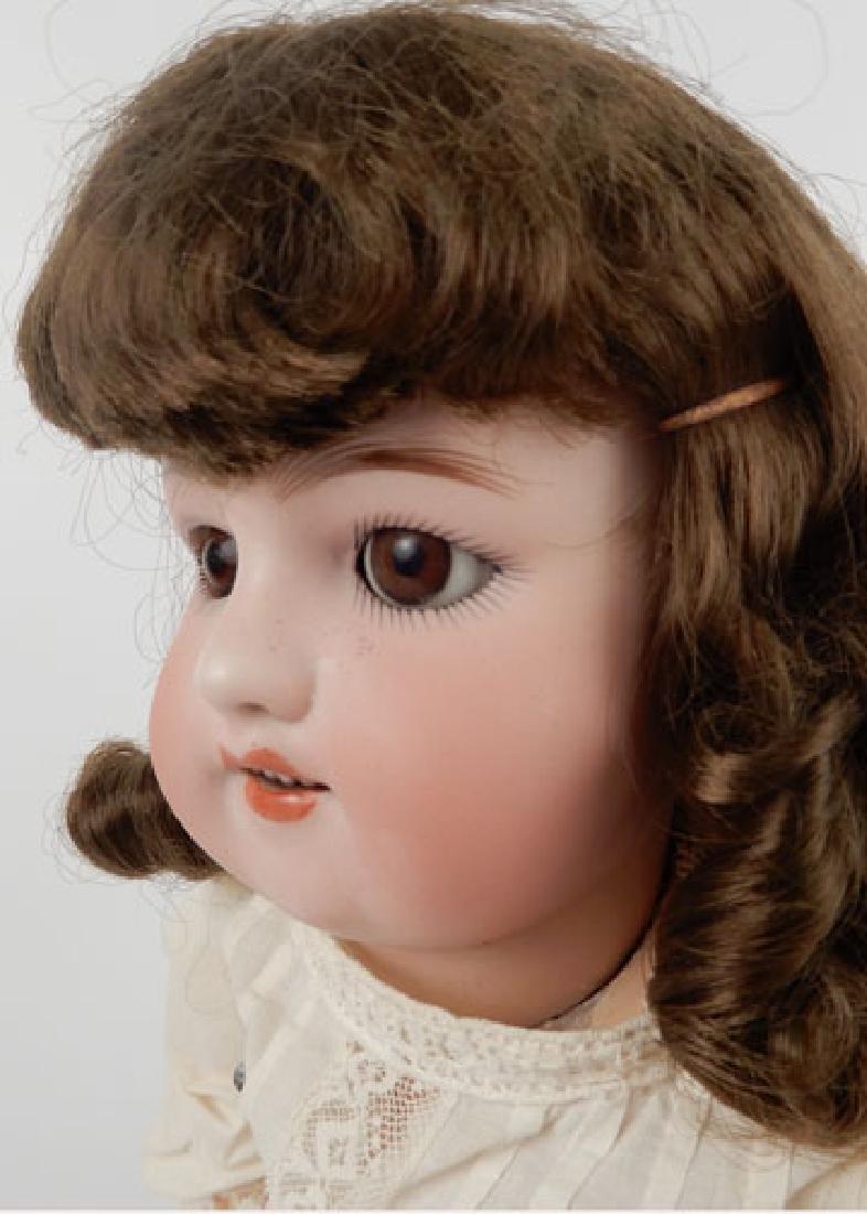 Simon & Halbig 540 bisque socket head doll - 3