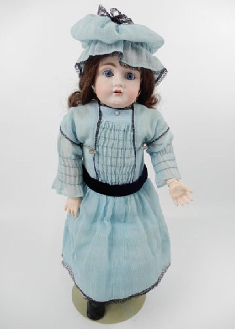 Kestner 154 bisque shoulder head doll