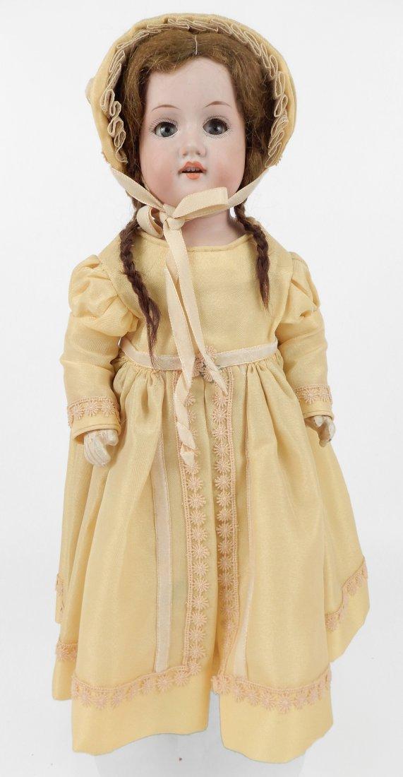 Armand Marseille 370 bisque shoulder head doll