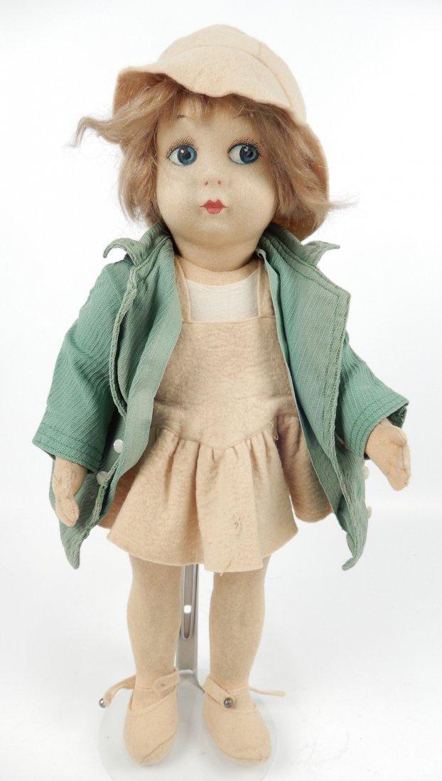 Lenci type doll