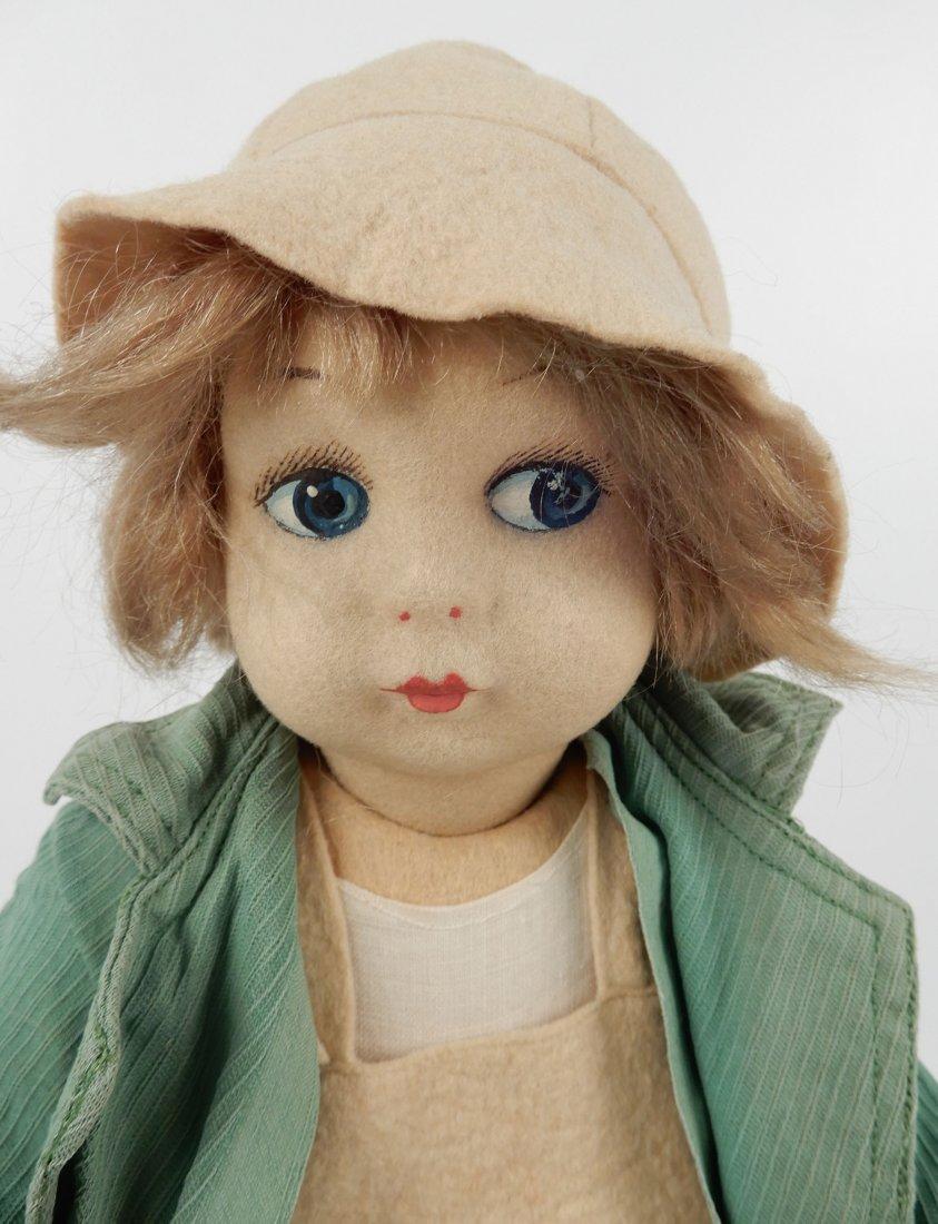 Lenci type doll - 2