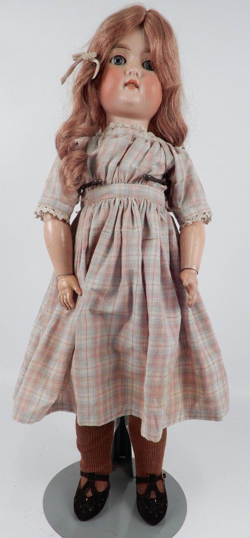 Armand Marseille Florodora bisque socket head doll