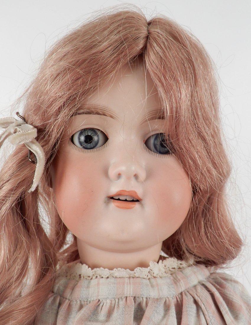 Armand Marseille Florodora bisque socket head doll - 2