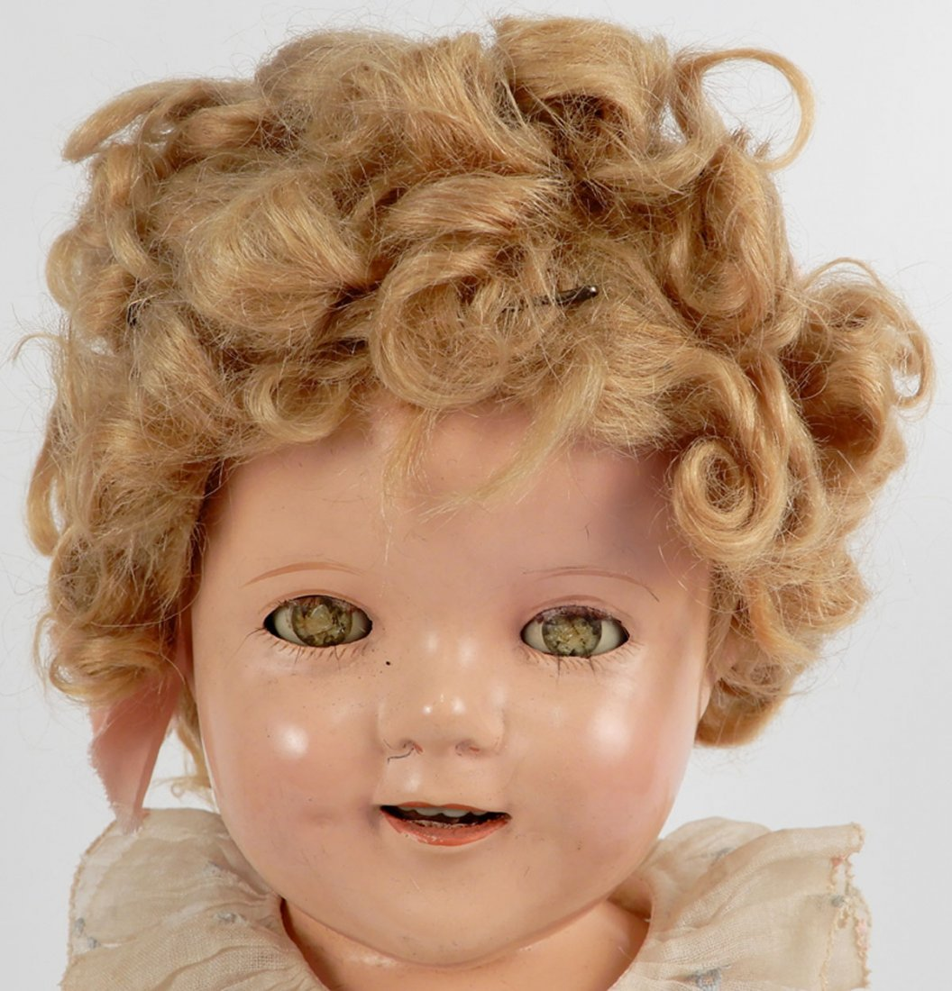 Ideal Shirley Temple composition doll - 2