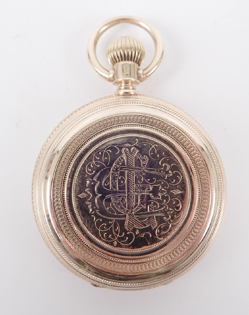 Vintage Elgin 14k gold pocket watch
