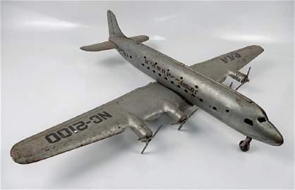 Tin Pan American World Airways Airplane