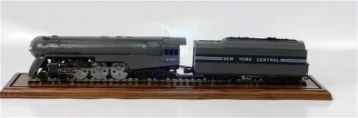 Lionel 4-6-4- NYC Dreyfus streamlined Hudson engine &