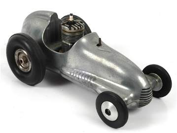 The Real McCoy Tether Race car
