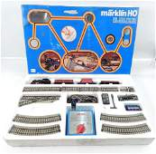 Marklin H.O. train set in box