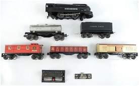 Pre-war Lionel Train Set