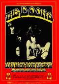 The Doors Winterland Ballroom concert poster