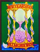 Vanilla Fudge New Years Eve Fillmore West concert