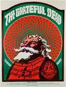 """The Grateful Dead """"Satyr"""" Avalon Ballroom concert"""