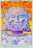 Iron Butterfly Fillmore West concert poster