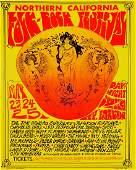 Northern California Folk Rock Festival Santa Clara