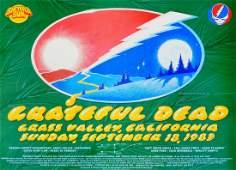 Grateful Dead Nevada County Fairgrounds Grass Valley