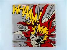 1971 Roy Lichtenstein first edition book