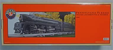 2000 Lionel O gauge PRR T-1 4-4-4-4 Duplex #28063