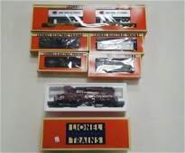 1993 Lionel O gauge Soo Line Special Service Station