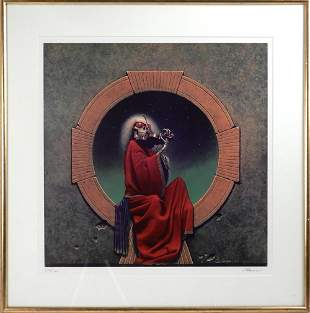 The Grateful Dead artwork print