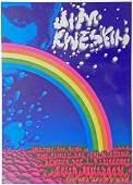 Jim Kweskin Jug Band concert poster