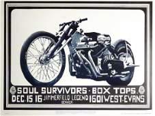 Soul Survivors concert poster