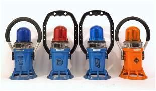 Four Star Headlight electric railroad lanterns