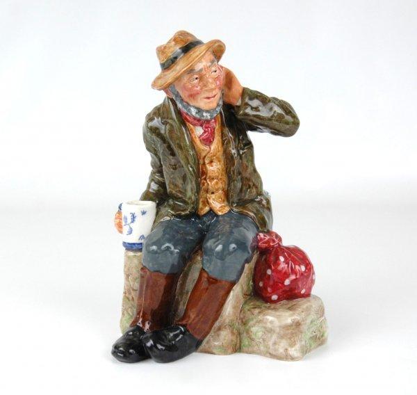 "10: Royal Doulton figurine ""Owd Willum"", HN 2042, appro"