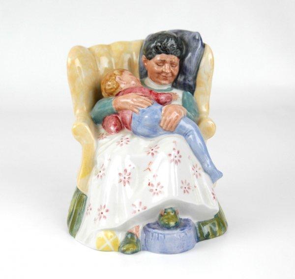 "13: Royal Doulton figurine ""Sweet Dreams"" HN2380, 5"" hi"