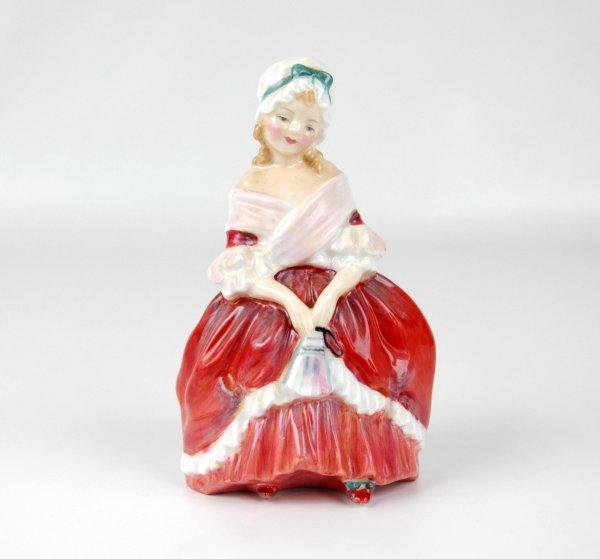 "17: Royal Doulton figurine ""Peggy"" HN2038, 5 1/4"" high."