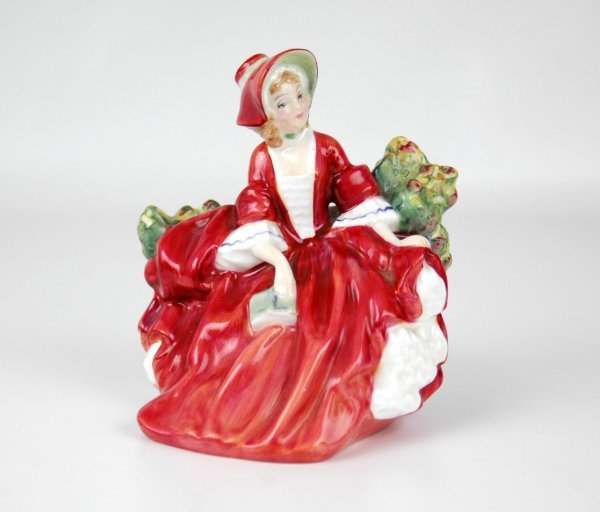 "18: Royal Doulton figurine ""Lydia"" HN 1908, approximate"