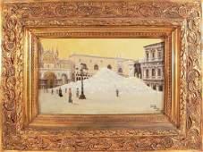 Italian School oil on canvas