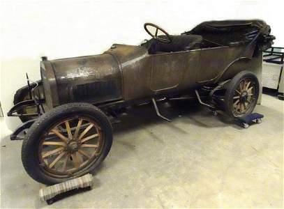 1914 Studebaker four door convertible