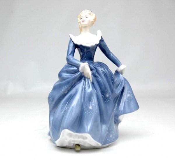 "6: Royal Doulton figurine ""Fragrance"", HN 2334, 8"" high"