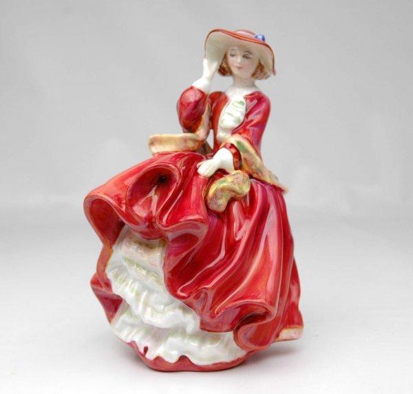 "9: Royal Doulton figurine ""Top O' The Hill"", HN 1834, 7"