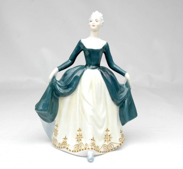 "12: Royal Doulton figurine ""Regal Lady"", HN 2709, 7 3/4"