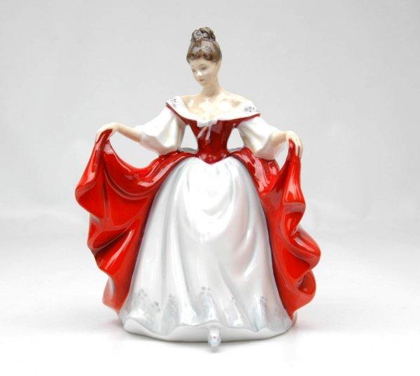 "19: Royal Doulton figurine ""Sara"", HN 2265, 8"" high, mi"