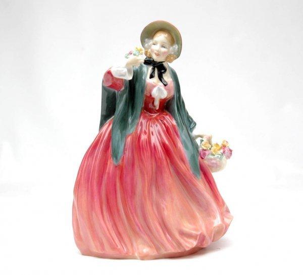 "20: Royal Doulton figurine ""Lady Charmian"", HN 1949, 8"